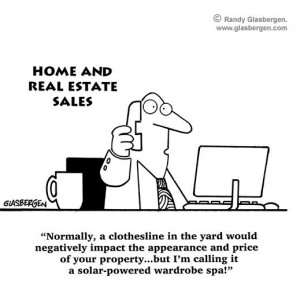 Home and Real Estate Sales.