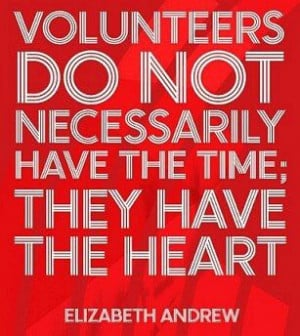 Funny Volunteer Quotes Doblelolcom Picture