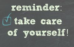 lessons in self care more selfcare