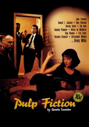 Movie FAQ – Pulp Fiction | Poetry Genius