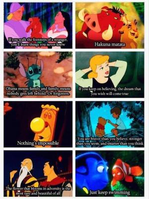 Good disney quotes