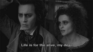 movie, subtitles, sweeney todd, tim burton