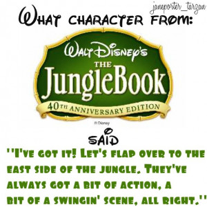 Jungle Book Quotes