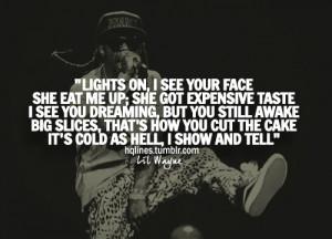 Inspiring Lil Wayne Quotes