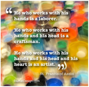 Great Art Quote...