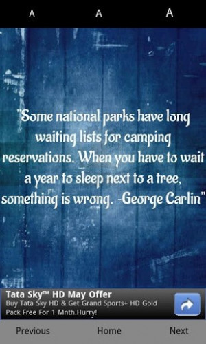 Some National Parks Have Long Waiting Lists For Camping Reservations ...