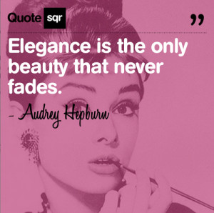 ... elegance #Beauty Quotes #classic quotes #QuoteSqr #picture quotes