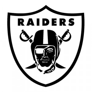 Raiders Nfl Laptop Car