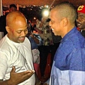 Grittylyfmusiconline Jay And Dame Dash Reunite