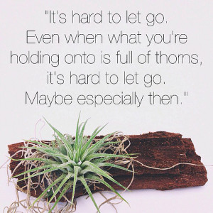 ... quote from Stephen King's Joyland.Source: Instagram user popsugarlove