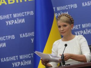 Yulia Tymoshenko voted best Ukrainian premier since independence