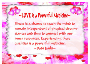 Love is Power quotes wallpaper