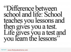 sayings about life lessons