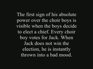 Lord Of The Flies Quotes Jack Power ~ Lord Of The Flies Quote Jack ...