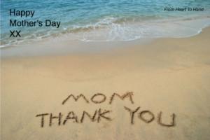 My mom is my hero ~