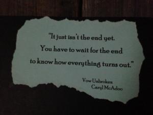 Unbroken Quotes Photo Wallpaper Detail