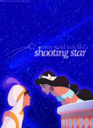 Disney Princess Aladdin and Jasmine