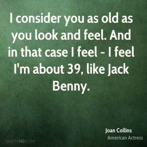 Benny Quotes