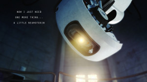 Portal Glados Quote Wallpaper Glados quotes .