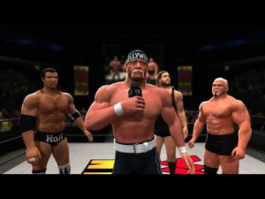 WWE 2k14 - Extended nWo Footage (WCW/nWo Feuds)