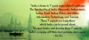 Our Rich Heritage of India