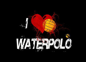 im falling in love with water polo!! it feels great to finally find my ...