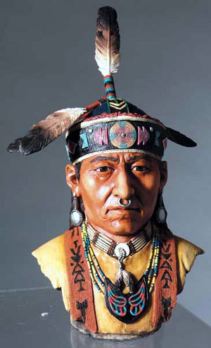 The Seneca Chief Eli Parker