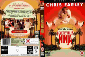 beverly hills ninja movie quotes quotesgram