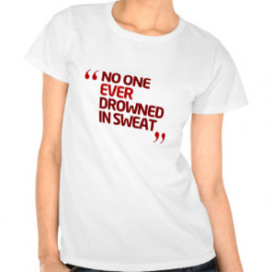 Running Quotes Women's Shirts