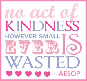 Random Act of Kindness Week 2/10-2/16
