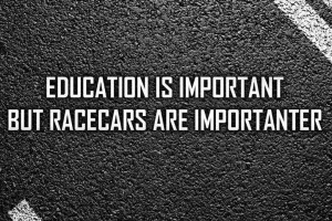 Best quotes and sayings about car racing