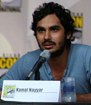Kunal Nayyar as Dr. Rajesh Koothrappali