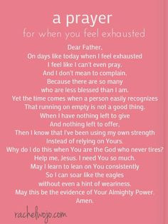Prayers for Emotional and Physical Healing