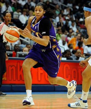 女飞人帕克领衔WNBA