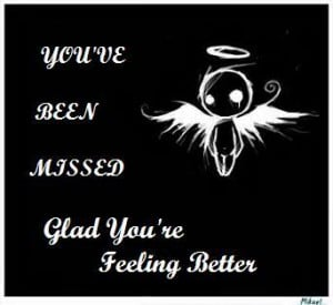 Image result for glad you are feeling better