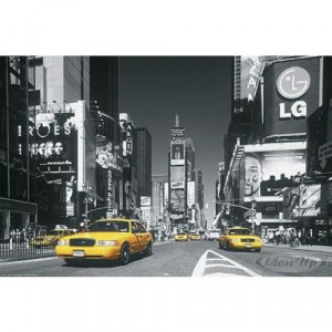 New York Yellow Cab Taxi