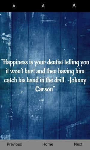 Dental Quotes
