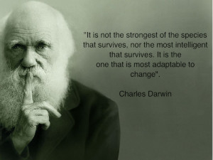 for quotes by Charles Darwin. You can to use those 7 images of quotes ...