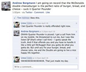 Good Quotes For Facebook Status Updates #1