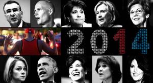 ... Bridget Kelly, Barack Obama, Joni Ernst, Lois Lerner and Monica
