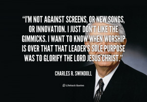Charles Swindoll Quotes