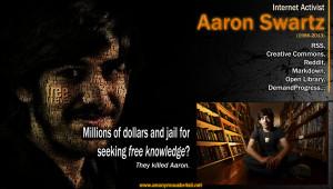 ... aniversário da morte de Aaron Swartz, Anonymous hackeia site do MIT