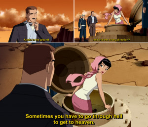 Justice League The New Frontier Quote-1