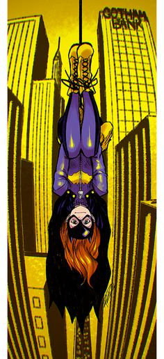 ... Is Already Tons Of Amazing Fan Art Featuring Batgirl's New Costume