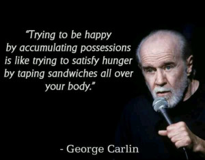 George Carlin quote quotes