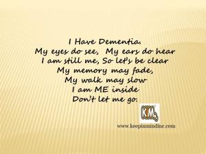 Dementia Quotes. QuotesGram