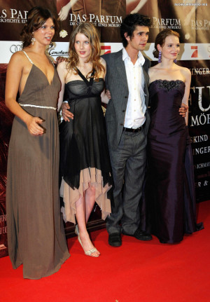 Rachel Hurd Wood Feet
