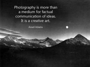 25 Exclusive Ansel Adams Quotes