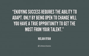 Adapting to Change Quote