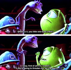 Monsters Inc. // funny pictures - funny photos - funny images - funny ...